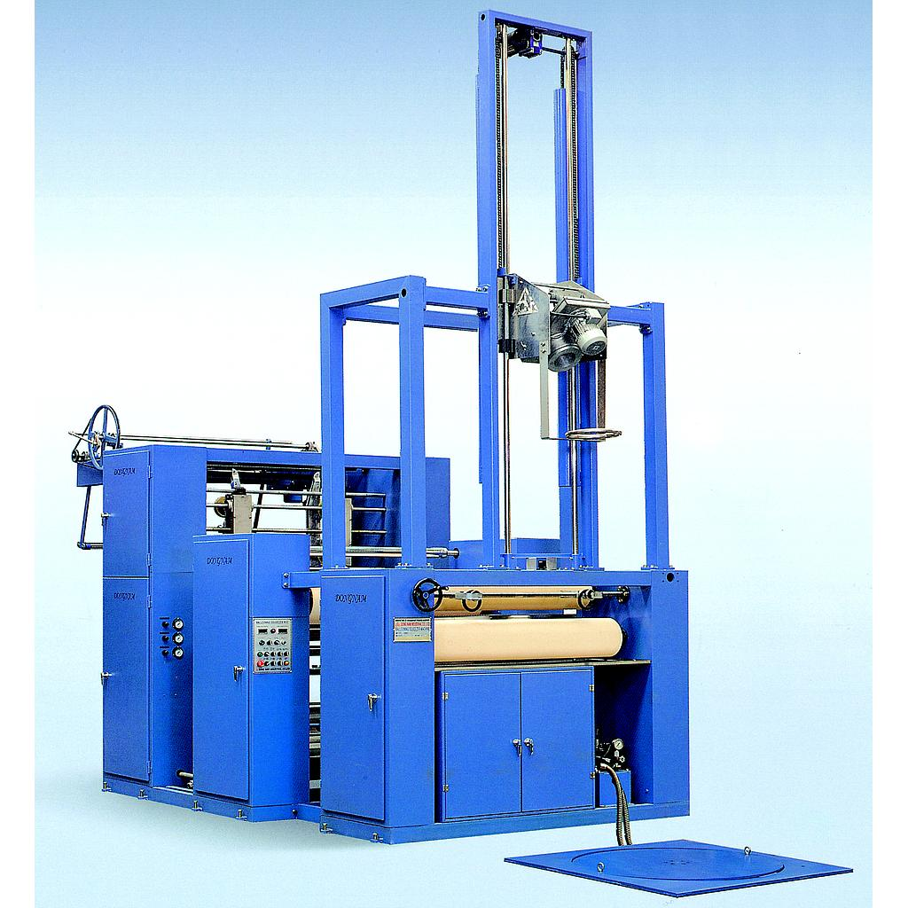 DNBS-1400 BALLOONING SQUEEZER MACHINE