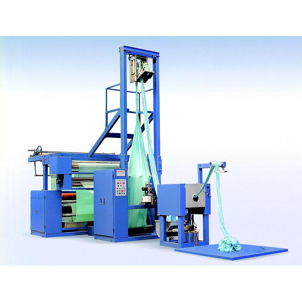 DNTS-2600 TENSIONLESS SLITTING MACHINE
