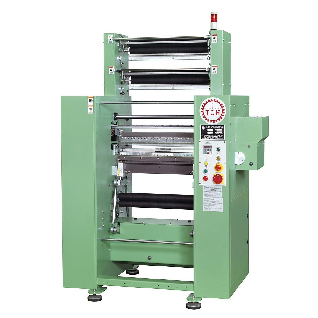 TCH-DNB24 Double Needle Bed Warp Knitting Machine