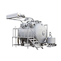RUV-2-500 Rapid High Temp & High Pressure Full Flow & Lowest Liquor Ratio Fabric Dyeing Machine.