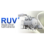 RUV-2-600 Rapid High Temp & High Pressure Full Flow & Lowest Liquor Ratio Fabric Dyeing Machine.